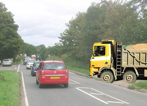 Bell Lane closure