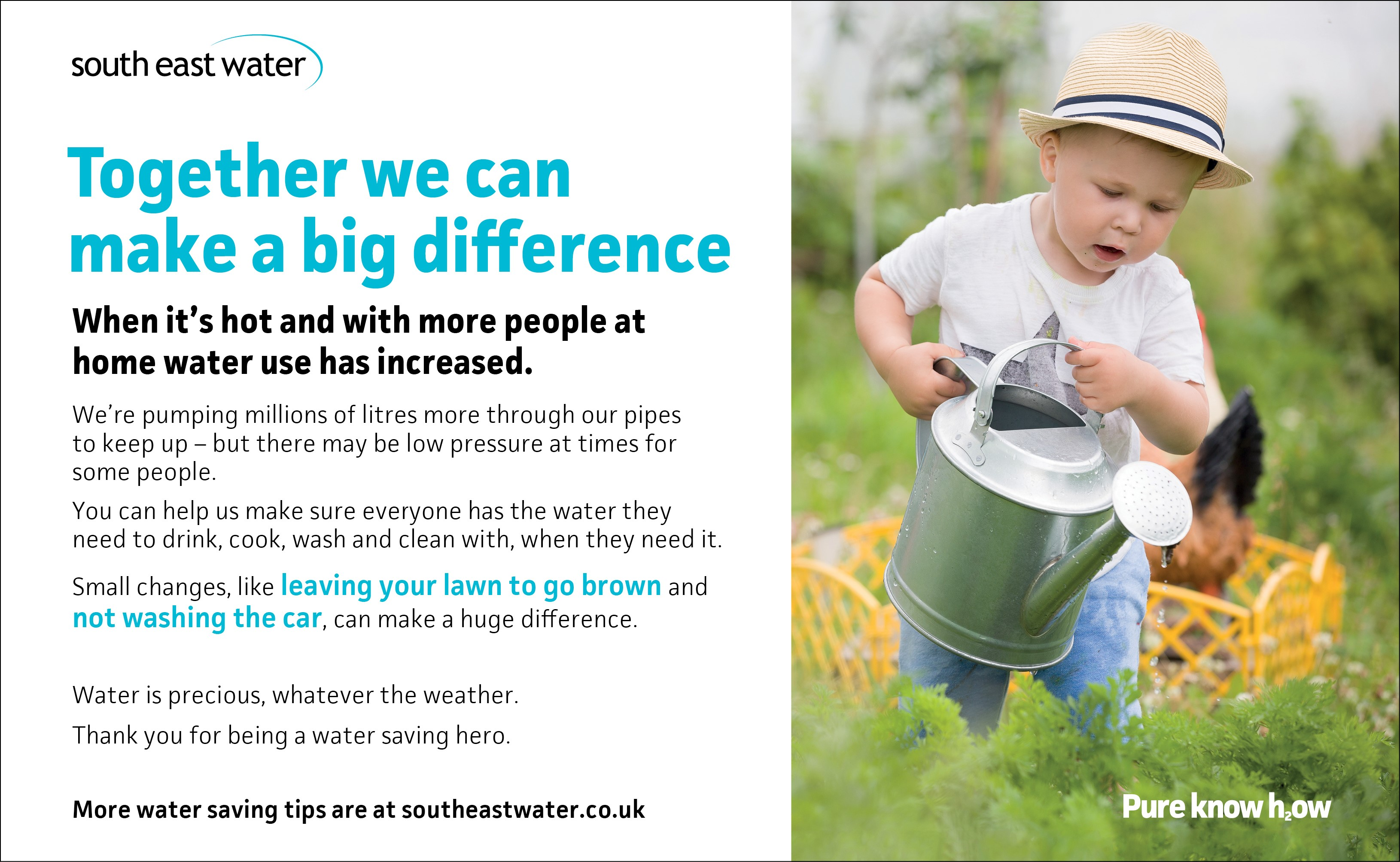 Save water this summer advert - large JPEG